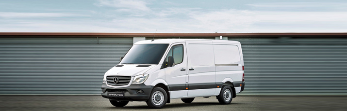 Mercedes-Benz Sprinter a stayer after 17 years as No.1 in Australia